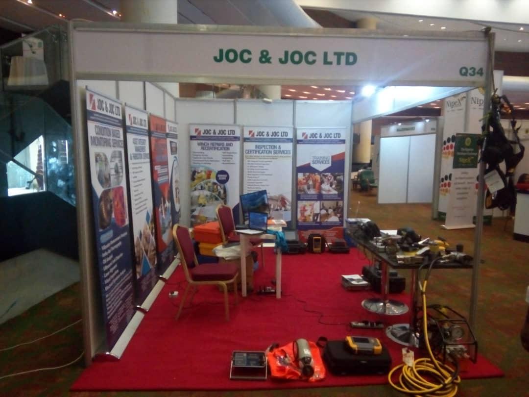 JOC & JOC WAIPEC Exhibition