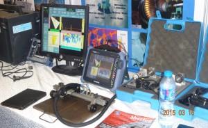 Asset integrity management services-Inspection equipment