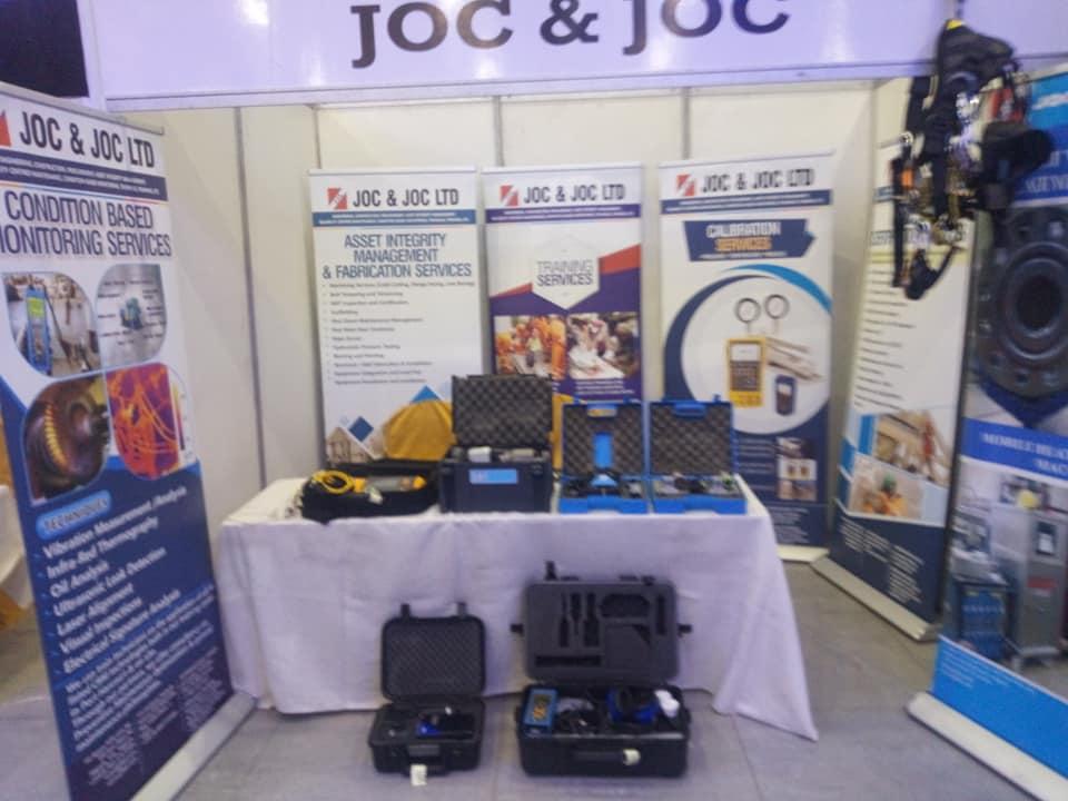 JOC & JOC LTD at NMRC 2018